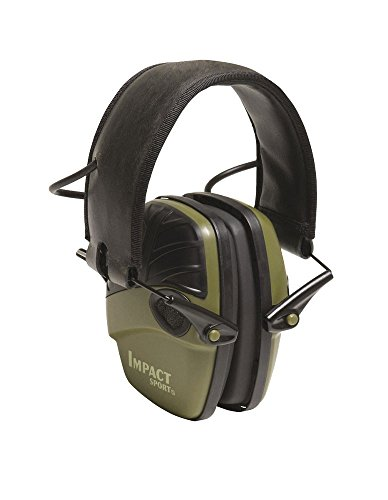 Howard-Leight-Impact-Sport-OD-Electric-Earmuff-Green