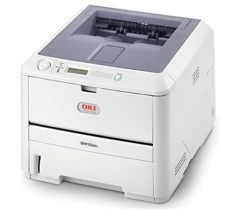 OKI B410dn - Impresora láser Blanco y Negro (A4, Ethernet, USB ...