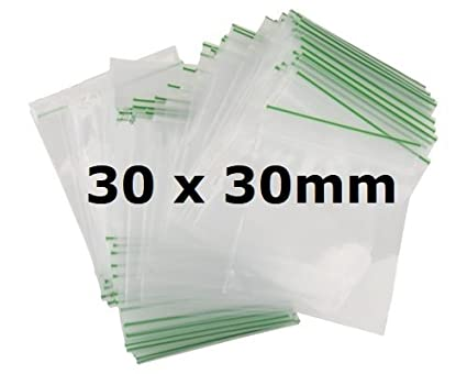100 x 30 x 30 mm Heavy Duty pequeño Tiny Poly Sealy de ...
