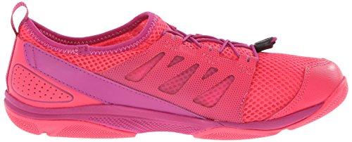 Helly Hansen W Aquapace 2, Zapatillas de Deporte Exterior para Mujer Rosa / Rojo (145 Magenta / Red Grape)