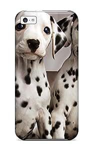 TiLdHOJ7111pCiog Snap On Case Cover Skin For Iphone 5c(dalmatian)