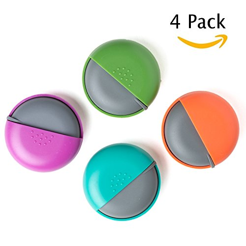 LazyMe Decorative Pill Box, Cute Size for Purse Locking Smal