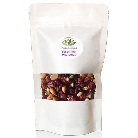 Mezcla de frutos secos - tono mezcla de superfrutas - 200g: Amazon.es: Alimentación y bebidas
