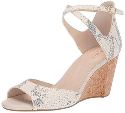 Cole Haan Women's Sadie Grand Open Toe Wedge Sandal