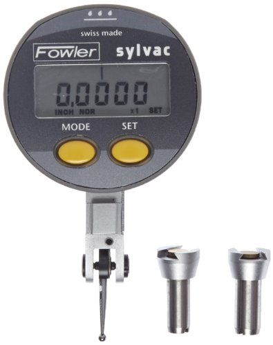 Three Axis Electronic Test Indicators : Fowler quadratest electronic test indicator