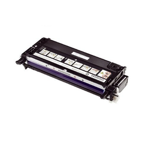 1197 Black Toner Cartridge (AZ Supplies © Compatible Replacement Laser Toner Cartridge Dell 330-1197 (330-1198) Black for Dell 3130 3130CN)