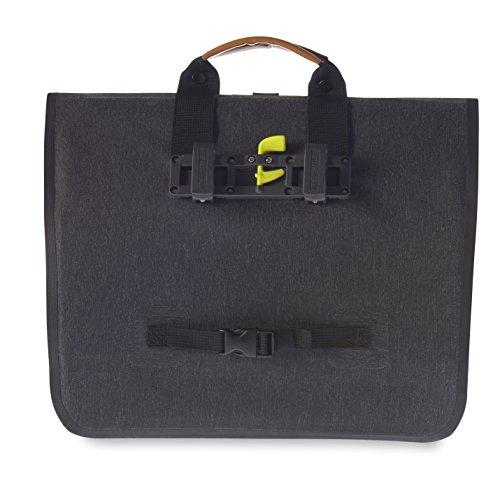 Basil Unisex Urban Dry Business Bag, Black, 20 Litre by Basil (Image #1)