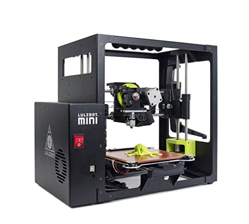 LulzBot Mini Desktop 3D Printer - 152 x 152 x 158 mm
