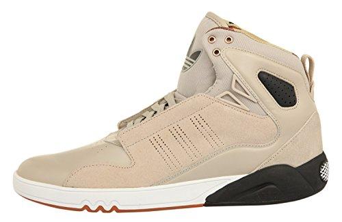 adidas Herren Sneakers ROUNDHOUSE MID 2.0 gris/noir Q20476