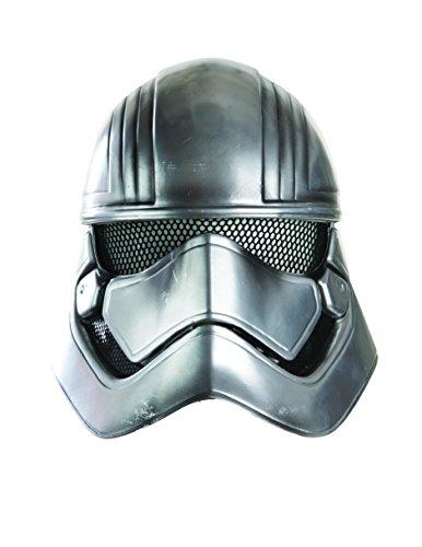 Destiny Video Game Costume (Star Wars: The Force Awakens Adult Captain Phasma Half Helmet)