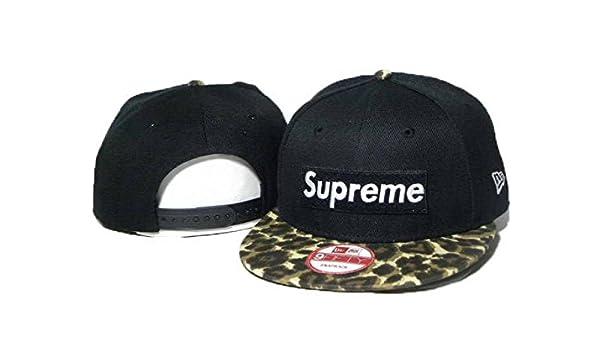 Última Modelos de hip hop Mr/MS Supreme Gorra snapback Gorra de ...