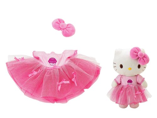 Hello Kitty Accessory - Dress Me Pink Tutu - Outfit Only