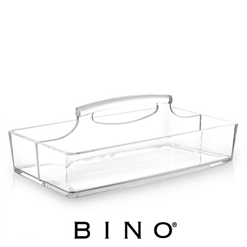 BINO Compartment Organizer Carrying Transparent