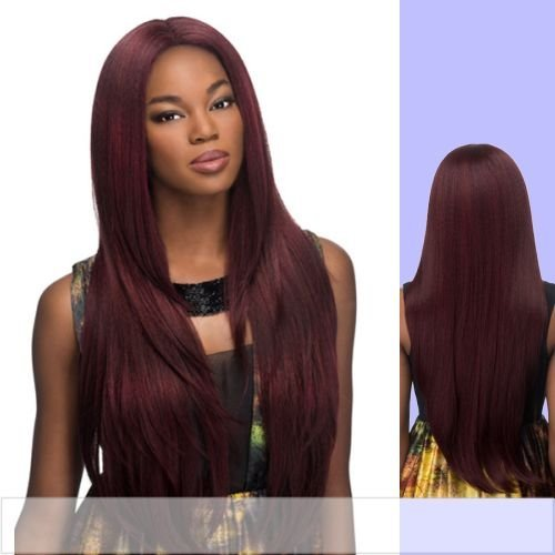Vivica A. Fox (Jamie) - Synthetic Lace Front Wig in ()