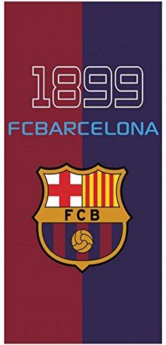Confort Home M.T TOALLA DE PLAYA FC BARCELONA 100% ALGODÓN 70X140CM. VARIOS  MODELOS DIFERENTES (01)  Amazon.es  Hogar 7a2876c8ec8