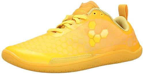 Vivobarefoot Women's Evo Pure Walk Shoe, Yellow, 37 EU/6.5-7 M...