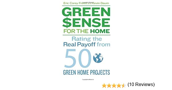 Green home projects