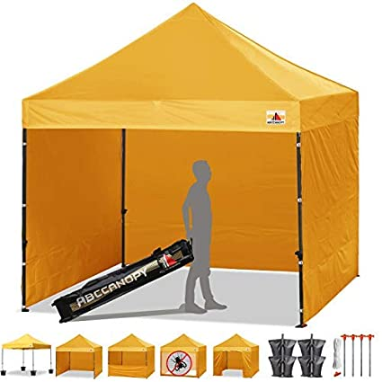 Amazon.com: Carpa de ABCCANOPY de 10 x 10 pies con ...