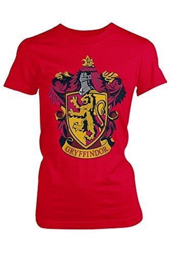 Harry Potter - Camiseta - camisa - para mujer Gryffindor -Red