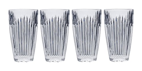 Mikasa Parkside Highball Glass, 11.7-Ounce, Set of - Store Parkside