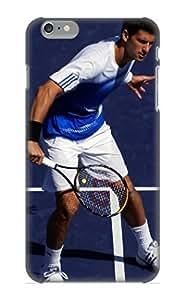 Flyingangela Durable Novak Djokovic Back Case/ Cover For Iphone 6 Plus For Christmas
