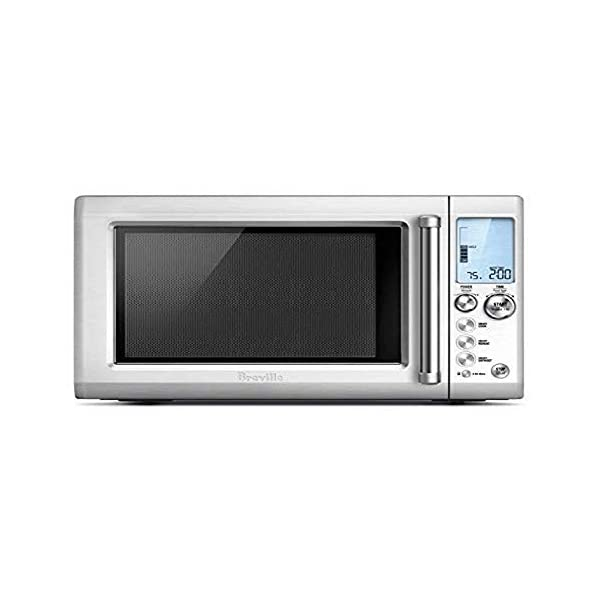 Breville Quick Touch Intuitive Microwave w/ Smart Settings - BMO734XL 1