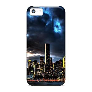 New Arrival Iphone 5c Case City Case Cover