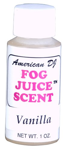 American Dj F-Scent Vanilla Scent For Water Based Fog Juice