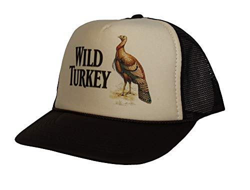 Wild Turkey Baseball Trucker Hat