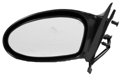 OE Replacement Pontiac Grand Driver Side Mirror Outside Rear View (Partslink Number GM1320257) (2003 Pontiac Grand Am Side Mirror compare prices)