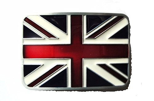 union jack belt buckle - 8