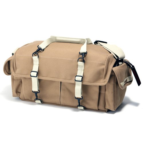 Domke 700-10S F-1X Little Bit Bigger Bag -Sand (Domke Canvas Camera Bag)