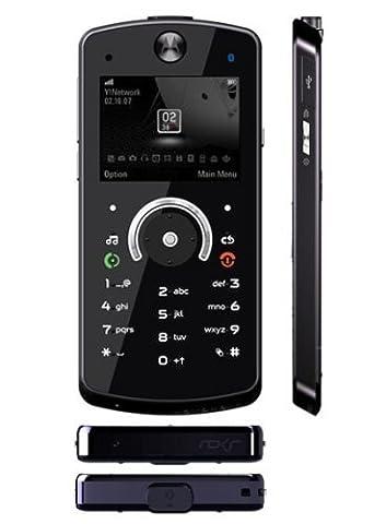 Motorola Rokr E8 (Unlocked, Intl. Version) no U.S. Warranty