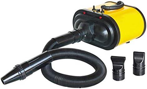 CCWW Secador del Perro secador de Pelo soplador Doble Motor del Animal doméstico del Pelo beauty3600W de Alta Potencia purificador de Agua