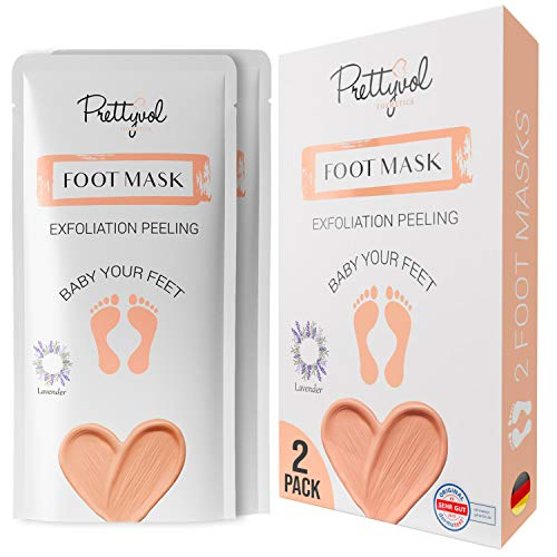 Foot Peel Mask 2