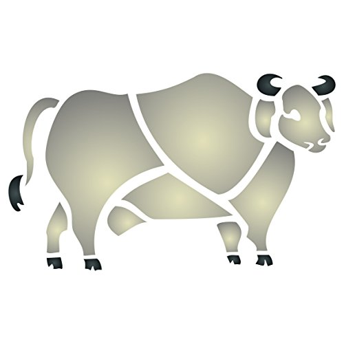 brahma-bull-stencil-size-75w-x-45h-reusable-wall-stencils-for-painting-best-quality-farm-animals-ste