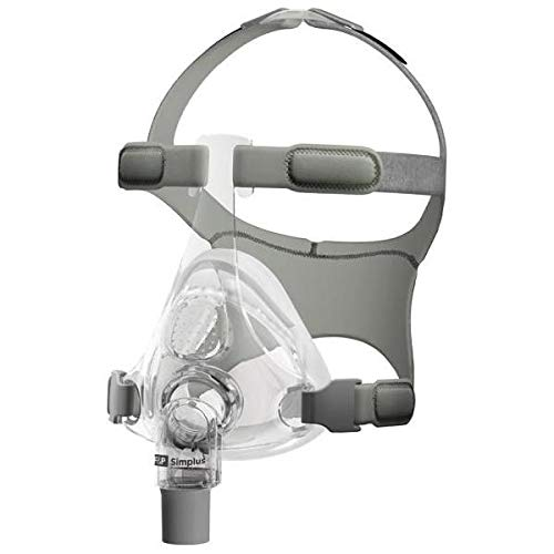 - Fisher & Paykel_ Simplus Full Face Mask with_Headgear Size: Medium