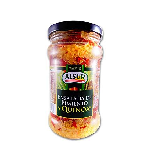 Alsur Ensalada de Pimiento y Quinoa – 300g