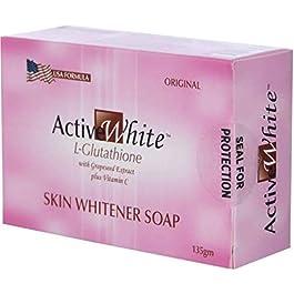 Active White Soap Health Care Beauty White Skin Lightning Soap