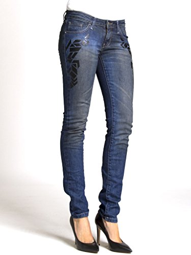 Bleu Carrera 101 Fonc BLU Jeans 00777S Lavage 0970X YxAYrFq