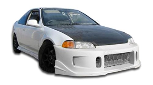 1992-1995 Honda Civic Duraflex JDM Buddy Front Bumper Cover - 1 Piece - Civic Honda Jdm Buddy