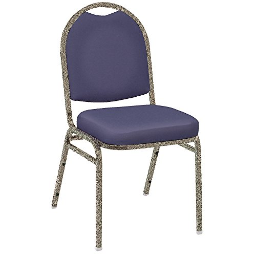 - Kfi Upholstered Stack Chair - 17-1/2 X21x35-1/2