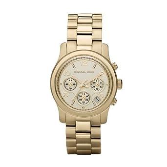 hot sale online 66ff5 c2645 Michael Kors Women's MK5055 - Runway Chronograph