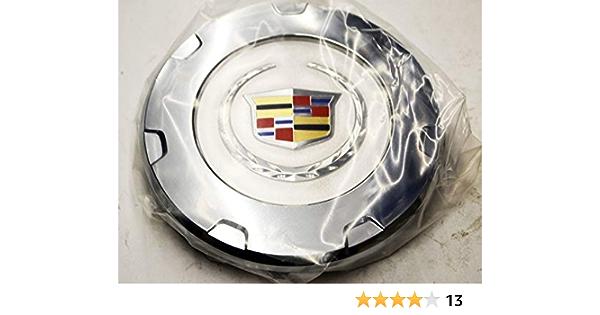 4 Cadillac Escalade 9593887 Factory OEM Wheel Center Rim Cap Hub Cover Lug
