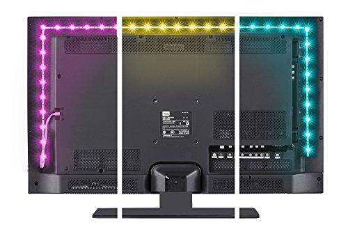 Vansky 80inch RGB Bias Lighting for HDTV USB Powered LED Str