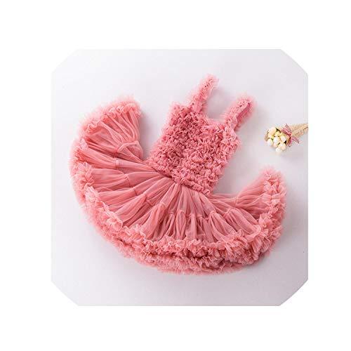 Fashion Girls Tutu Dress Baby Extra Fluffy Birthday