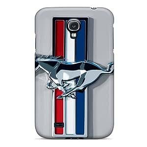 VIVIENRowland Samsung Galaxy S4 Perfect Hard Phone Covers Custom Trendy Ford Mustang Logos Series [xKb3211VlsL]