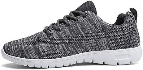 Zapatos deportivos de verano para hombres Zapatillas de moda para estudiantes Zapatos corrientes salvajes para hombres Zapatos ocasionales tejidos grandes para hombre (Color : Gris , tamaño : 40) : Amazon.es: Deportes y aire libre