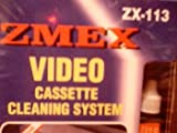 ZMEX Video Cassette Cleaning System