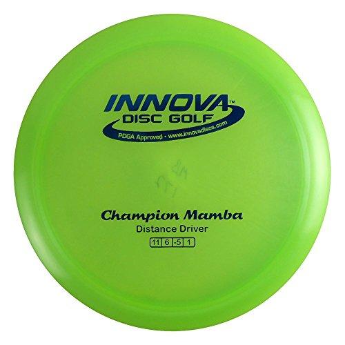 Innova Champion Mamba Distance Driver Golf Disc [Colors may vary] - 160-164g
